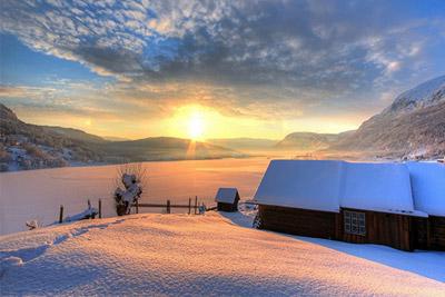镜头故事 如何用相机拍摄冬季的优雅与凄美