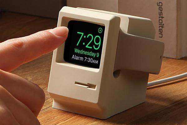 变成Macintosh!这才是Apple Watch的正确姿势