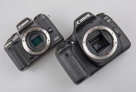 佳能80D与EOS M5对比评测