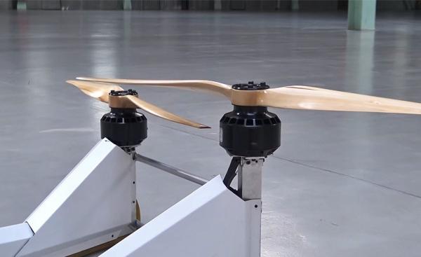 空中座驾带你感受极限飞行 最高时速50公里