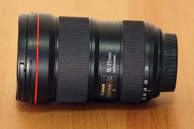 锐不可当 佳能EF 16-35mm f/2.8L III USM评测