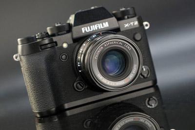 能挂机能拍人的好镜头 富士50mm f/2评测