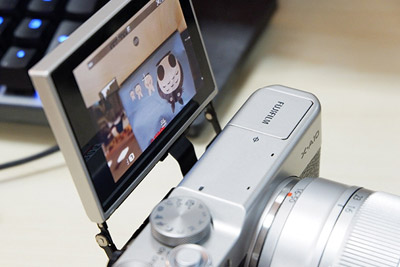 简约不简单 复古微单相机富士X-A10评测