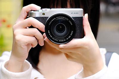 富士X-A10评测:除了便宜它还是好用的自拍相机