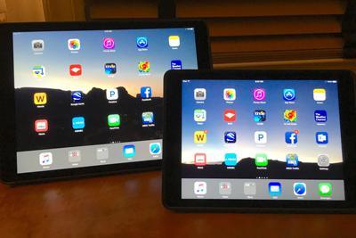 苹果正测试4台新iPad原型机 最快下周发布