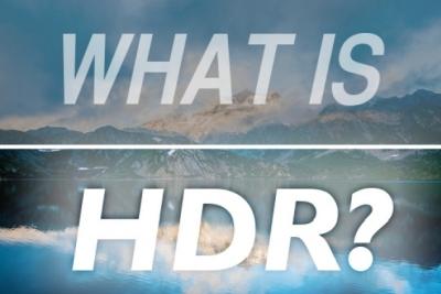 HDR吹了有一年多了 然而这些玩法你见过吗?