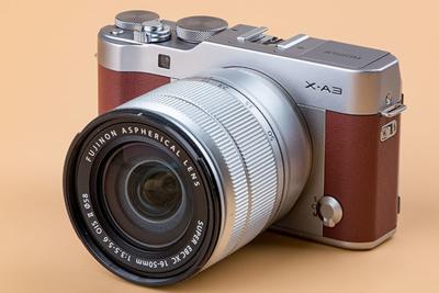 玩复古相机到底要不要花大钱? 富士X-A3评测