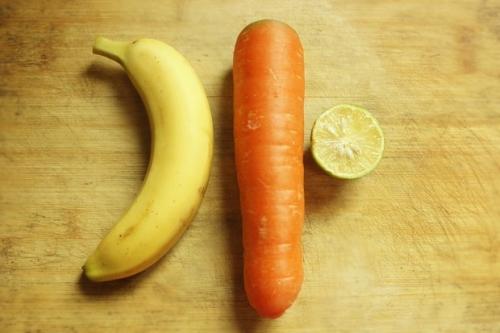 香蕉和胡萝卜还能这么玩?论脑洞就服岛国人民