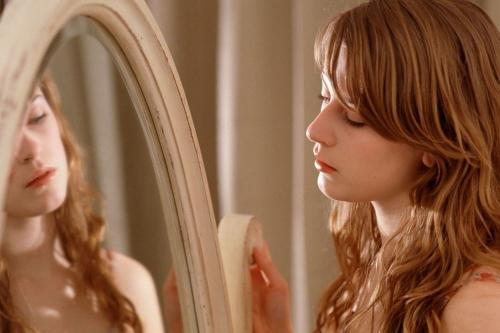 可以随处粘贴的趣味小镜子 送给爱臭美的你
