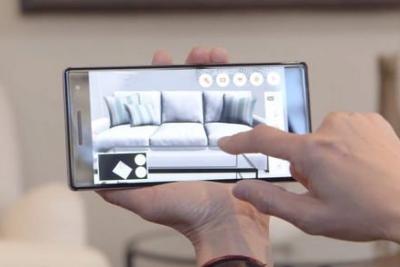 新家具怎么放?家具商用AR为你打造梦幻之屋