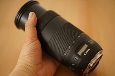 好头不贵 佳能EF70-300mmF4-5.6IS II评测