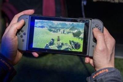 任天堂预估Switch最终销量可达1.1亿台