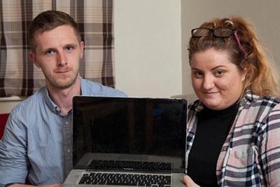 MacBook Pro放家充电 下班回家猫被烧死