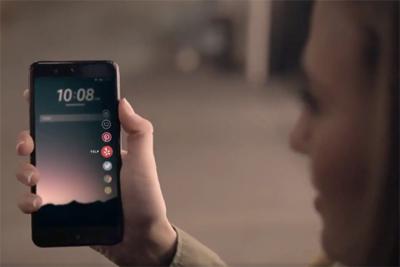 HTC真旗舰Ultra曝光:骁龙835+侧边交互