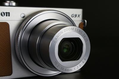 内力增强表现更佳 佳能G9 X Mark II评测