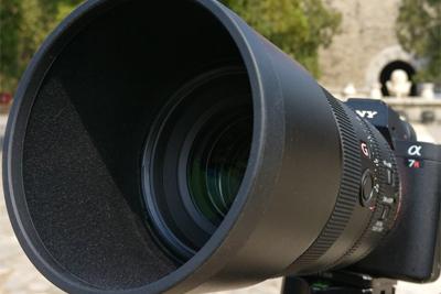 为最强虚化而生 索尼SEL100F28G镜头试用