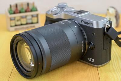 颜值与才华兼备 佳能EOS M6无反相机评测