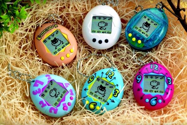 童年珍宝重新上线 万代南梦宫复刻电子宠物蛋