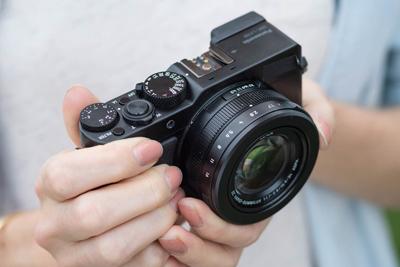 松下即将发布新款DC-TZ90相机