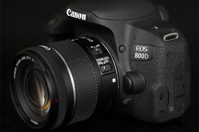 快乐摄影轻松入门 佳能EOS 800D相机测评