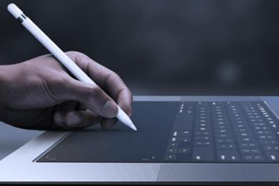 整个键盘都变成触控板?2018苹果MBP概念图