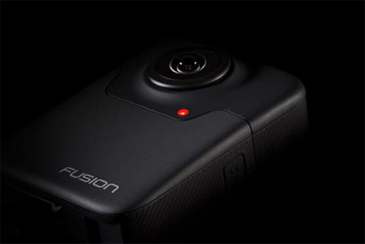 GoPro提前透露新款5.2K球形VR相机Fusion计划