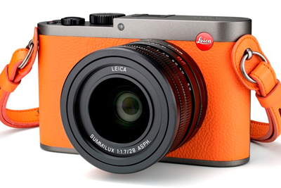 徕卡推出两款GINZA SIX限量版徕卡Q相机