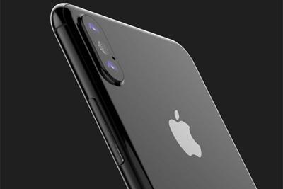 摄像头丑爆了 苹果iPhone 8渲染图曝光