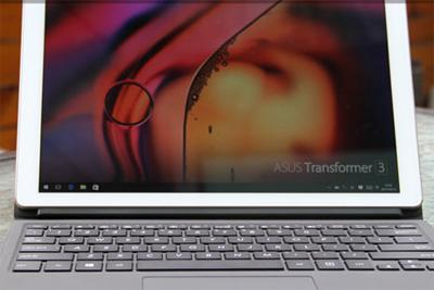 华硕Transformer3笔记本评测:高性价比二合一产品