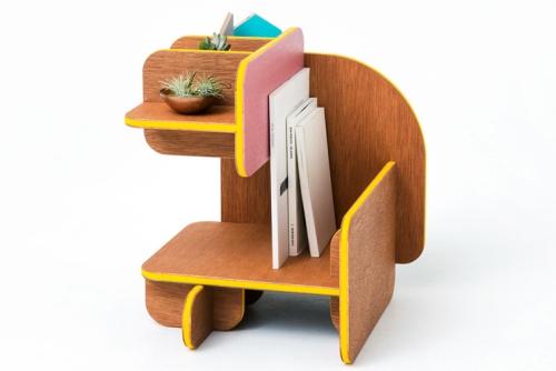 可变身家具以一当三 岛国人又把空间用到极致
