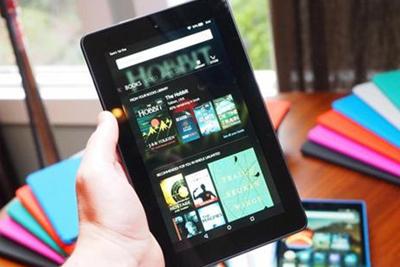 亚马逊推出了两款新平板 最大的特点是便宜