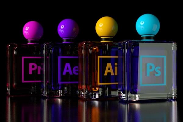 Adobe出了香水 你要Ps味的还是Ae味的?