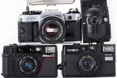 重回胶片时代 十部高性价比胶片相机推荐