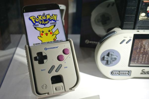 把手机变成Game Boy 还能找回儿时的乐趣吗?