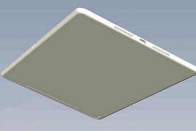 10.5英寸iPad Pro新外形曝光 将于下月发布