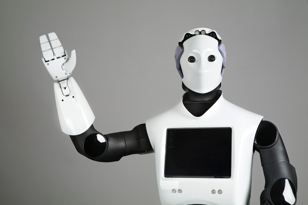 机器战警真的来了!迪拜欲打造机器人警察队伍