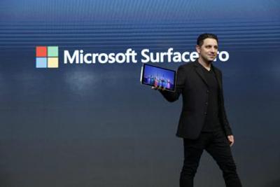 评论:微软力推二合一的真相 京东早已心领神会