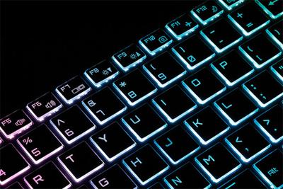 你的键盘够不够炫?不够的话来看看这几款游戏本