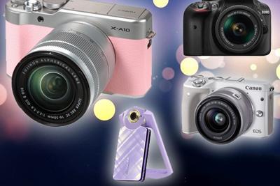 我想用三千元买相机送女友:到底有多少种选择?