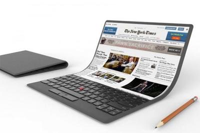 联想的野望 新概念个人电脑构想:像报纸一样