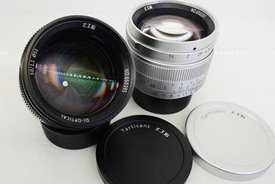 七工匠发布新款徕卡M口50mm f/1.1镜头