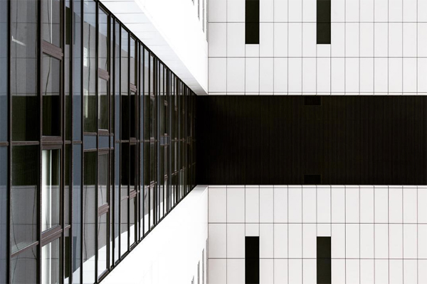 几何与局部的结合 极简主义风格建筑摄影