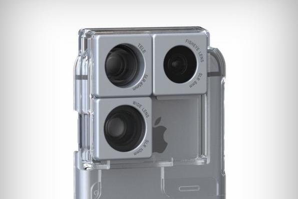 """""""四只眼"""" 的轻松切换 让你的手机摄影更加强大"""