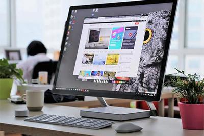 Surface Studio体验:让PC更好地融入你的工作