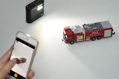神牛推出新款Godox A1手机闪光灯系统