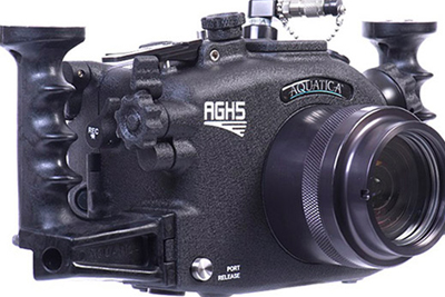 Aquatica发布新款松下Lumix DC-GH5相机防水罩