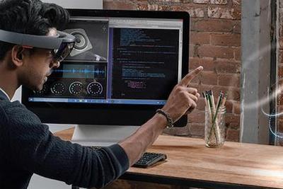 微软官方自曝第二代HoloLens: 将增加AI功能