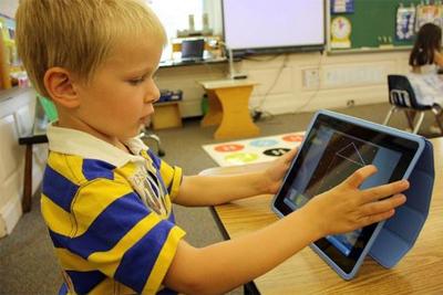 你会让你的孩子玩iPad吗?国外的家长是这么说的