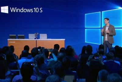 Windows 10S校园PC开售:249美元起