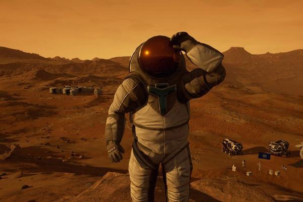 2030年殖民火星!可惜这只是款VR游戏